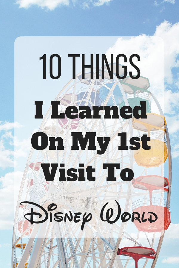 10 Things I Learned on My 1st Visit to Disney Word | minnie mouse ears diy | minnie mouse ears diy headbands | minnie mouse ears diy headbands how to make | disney tips for adults
